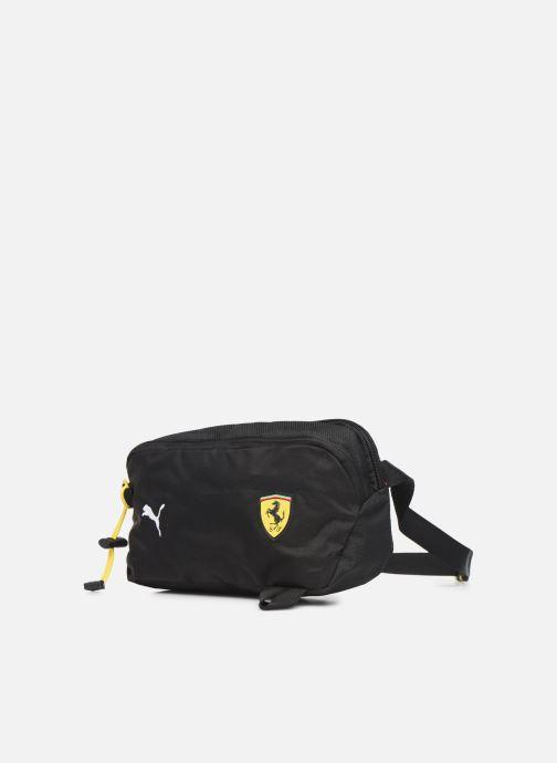 Pelletteria Puma SF FANWEAR WAIST BAG Nero modello indossato