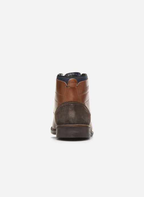 Bottines et boots Roadsign GRUNCHY Marron vue droite