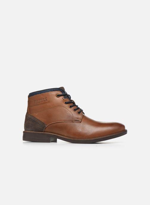 Boots en enkellaarsjes Roadsign GRUNCHY Bruin achterkant
