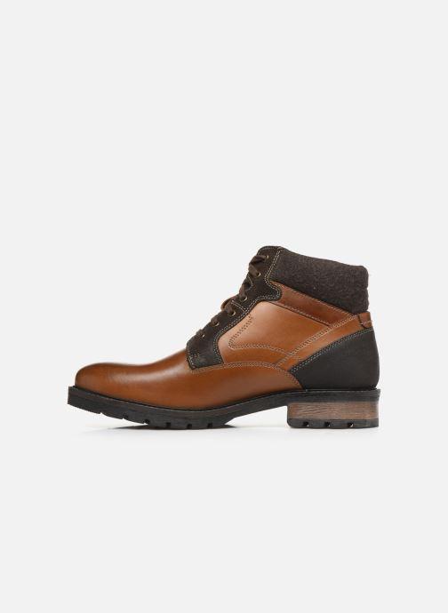 Bottines et boots Roadsign GRECE Marron vue face