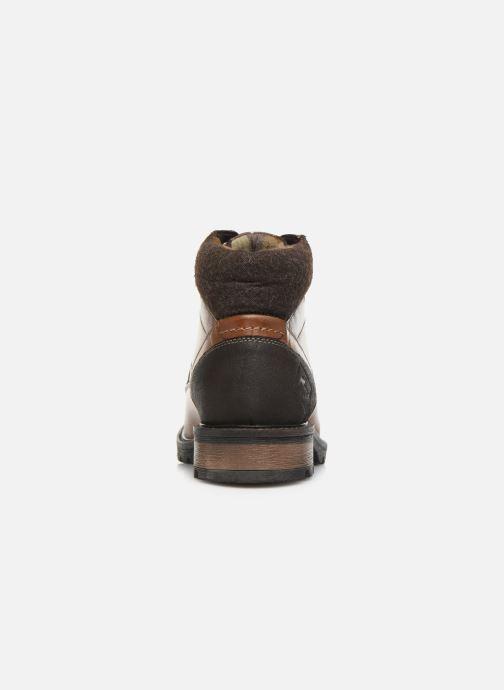 Bottines et boots Roadsign GRECE Marron vue droite