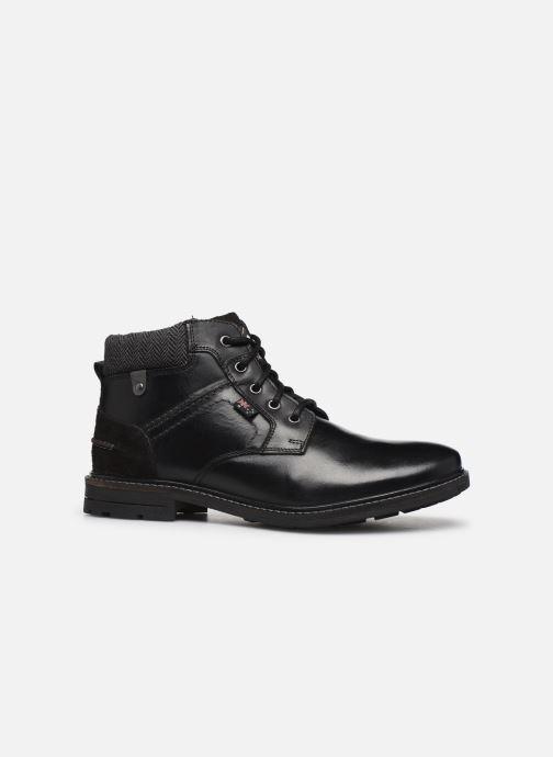 Boots en enkellaarsjes Roadsign GABIN Zwart achterkant
