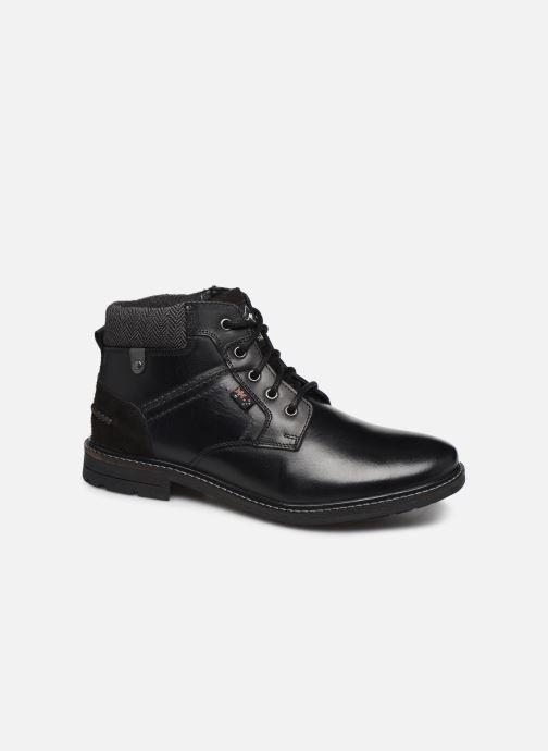 Boots en enkellaarsjes Roadsign GABIN Zwart detail