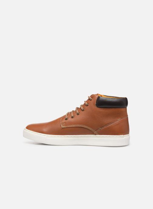 Sneakers Roadsign LIM Marrone immagine frontale