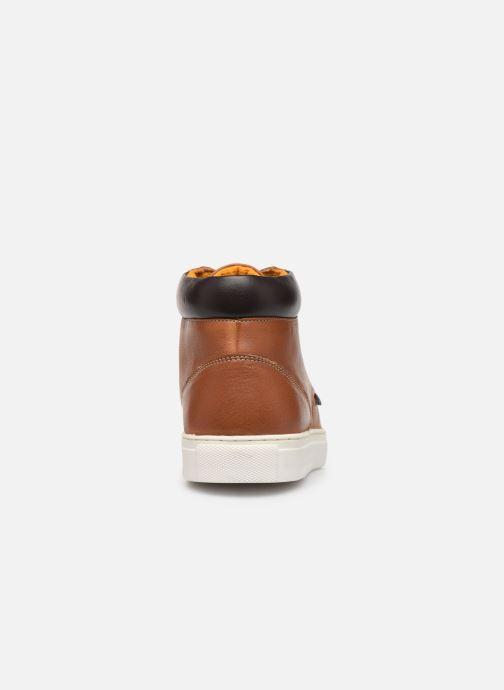Sneakers Roadsign LIM Marrone immagine destra