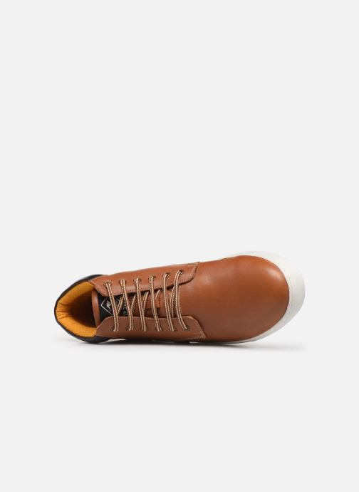 Sneakers Roadsign LIM Marrone immagine sinistra