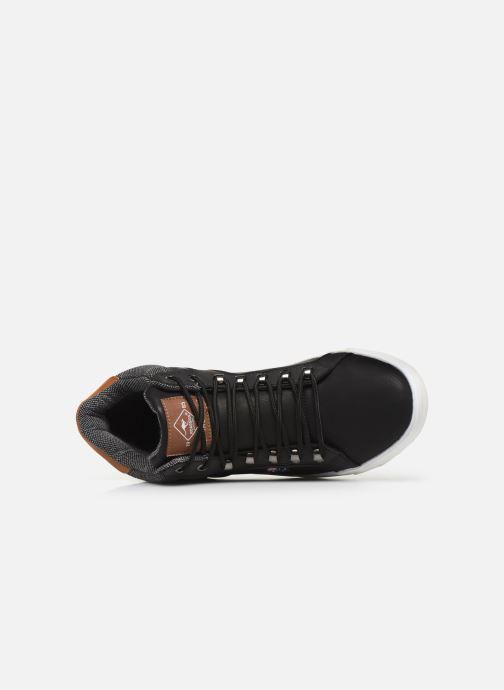 Baskets Roadsign DANYL Noir vue gauche