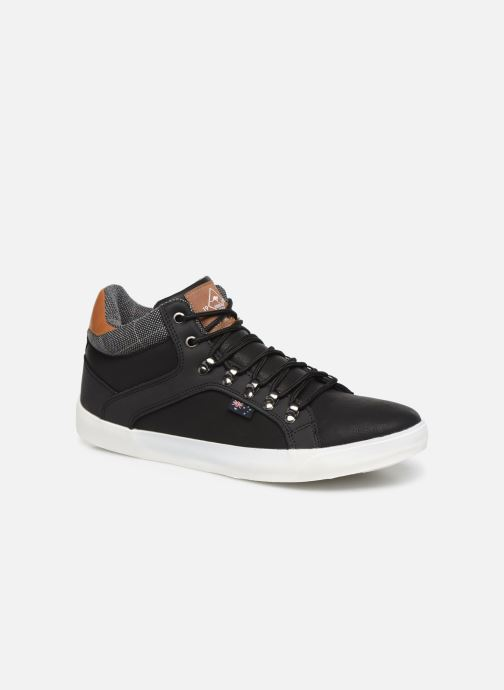 Trainers Roadsign DANYL Black detailed view/ Pair view