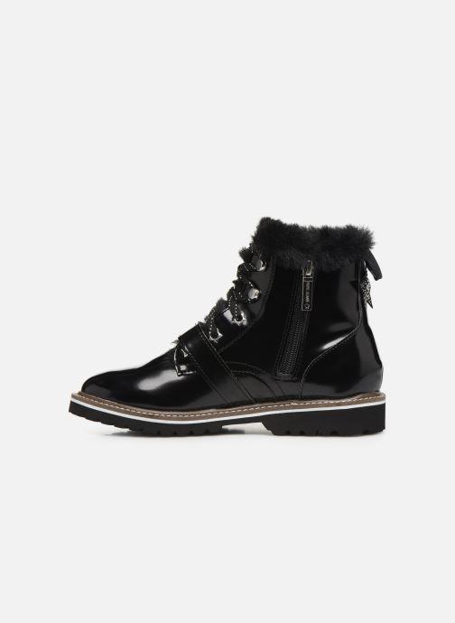 Bottines et boots Pepe jeans Leia Buckle Noir vue face