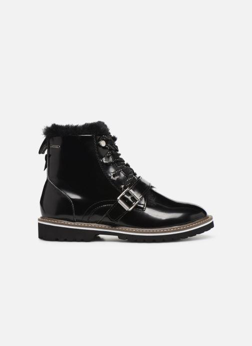 Bottines et boots Pepe jeans Leia Buckle Noir vue derrière