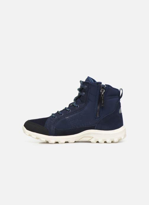 Sneakers Pepe jeans Arcade Trek Blauw voorkant