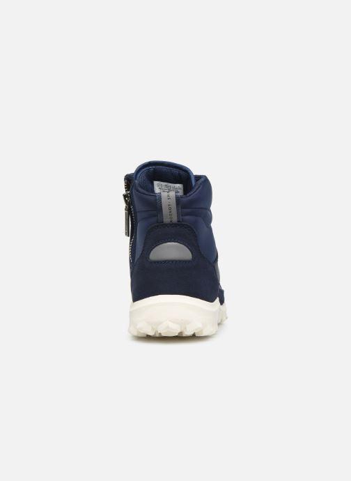 Sneakers Pepe jeans Arcade Trek Blauw rechts