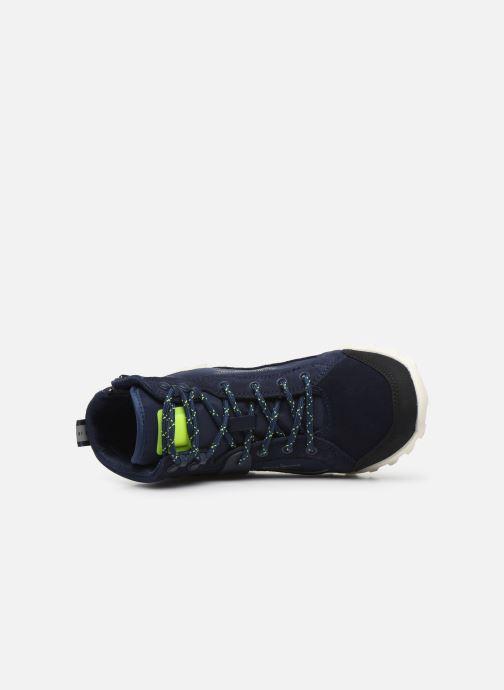 Sneakers Pepe jeans Arcade Trek Blauw links