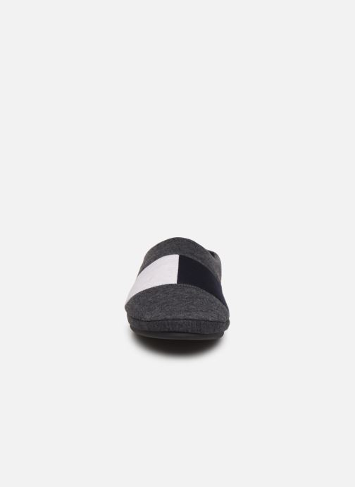 Slippers Tommy Hilfiger JERSEY HOMESLIPPER Grey model view