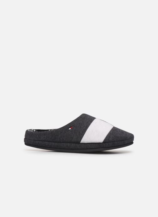 Slippers Tommy Hilfiger JERSEY HOMESLIPPER Grey back view