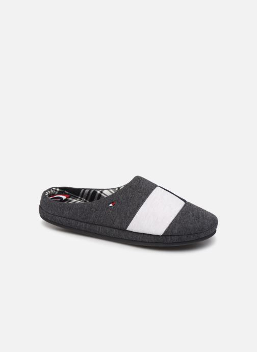 Slippers Tommy Hilfiger JERSEY HOMESLIPPER Grey detailed view/ Pair view