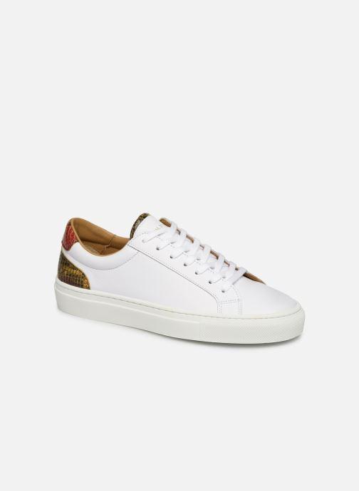 Sneaker Canal St Martin EUGENE weiß detaillierte ansicht/modell