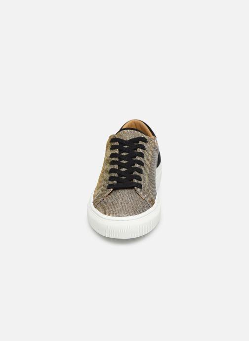 Sneaker Canal St Martin EUGENE gold/bronze schuhe getragen