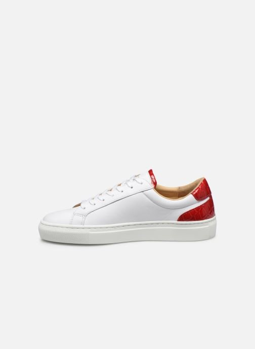 Sneakers Canal St Martin EUGENE Bianco immagine frontale