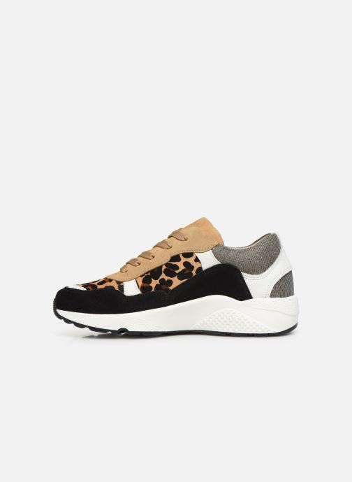 Sneakers Canal St Martin JACQUES Beige se forfra