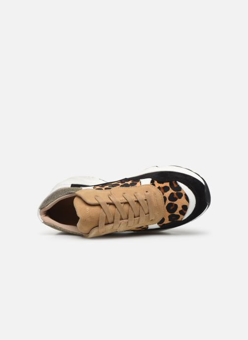 Sneakers Canal St Martin JACQUES Beige se fra venstre