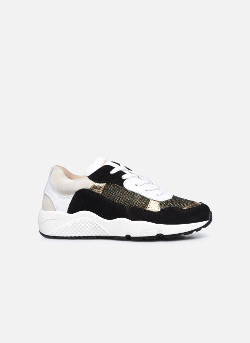 Sneaker Canal St Martin JACQUES schwarz ansicht von hinten