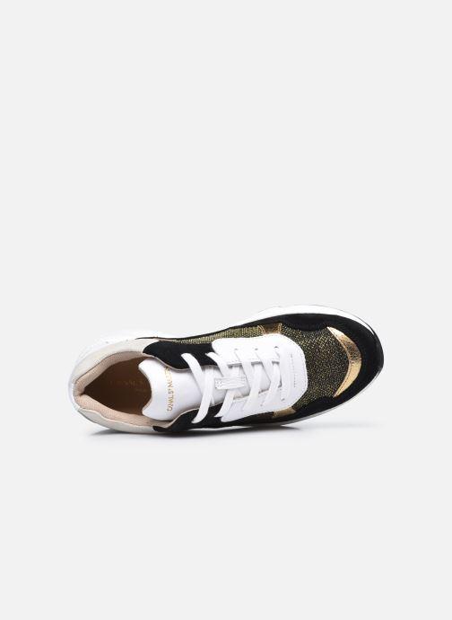 Sneaker Canal St Martin JACQUES schwarz ansicht von links