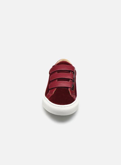 Sneakers Canal St Martin MALTE Bordeaux se skoene på
