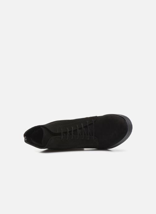 Bottines et boots Esprit 089EK1W017 Noir vue gauche