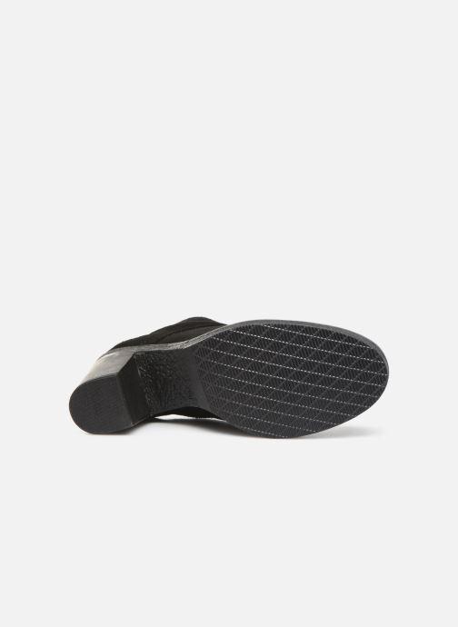 Bottines et boots Esprit 089EK1W017 Noir vue haut