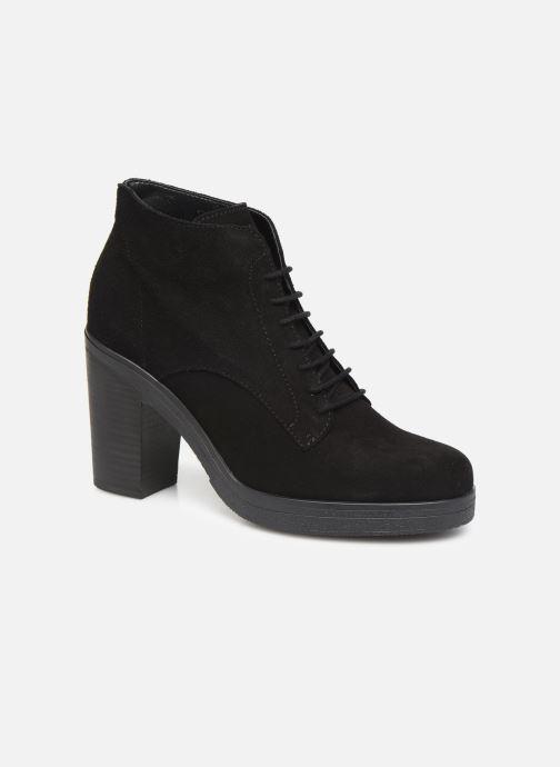 Bottines et boots Esprit 089EK1W017 Noir vue détail/paire