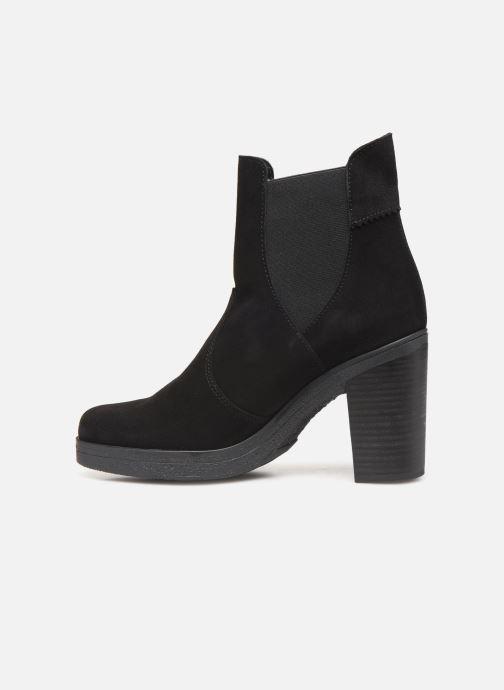Bottines et boots Esprit 089EK1W016 Noir vue face