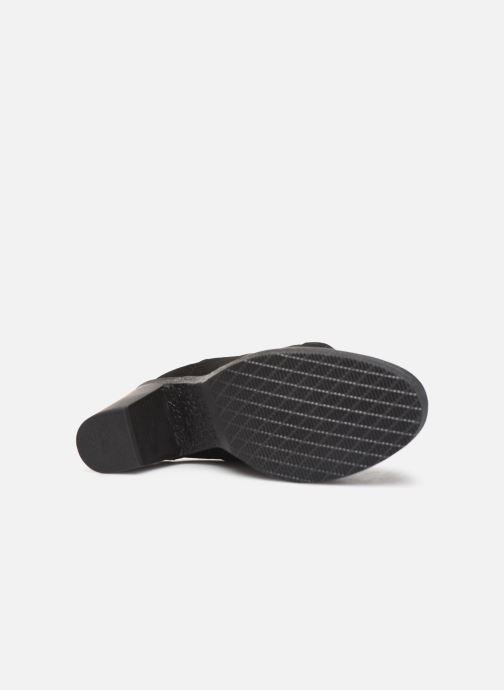 Bottines et boots Esprit 089EK1W016 Noir vue haut