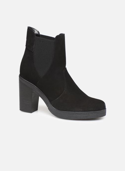 Bottines et boots Esprit 089EK1W016 Noir vue détail/paire