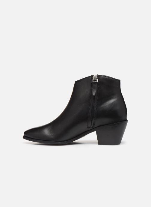 Bottines et boots Esprit 099EK1W030 Noir vue face