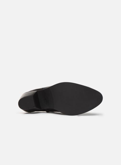 Bottines et boots Esprit 099EK1W030 Noir vue haut
