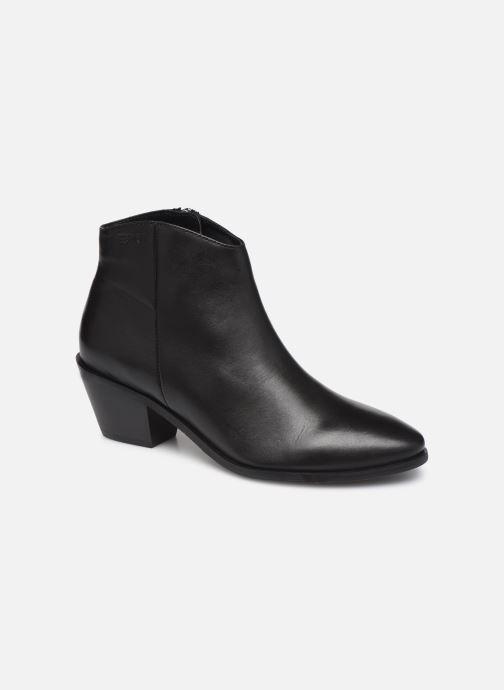 Bottines et boots Esprit 099EK1W030 Noir vue détail/paire