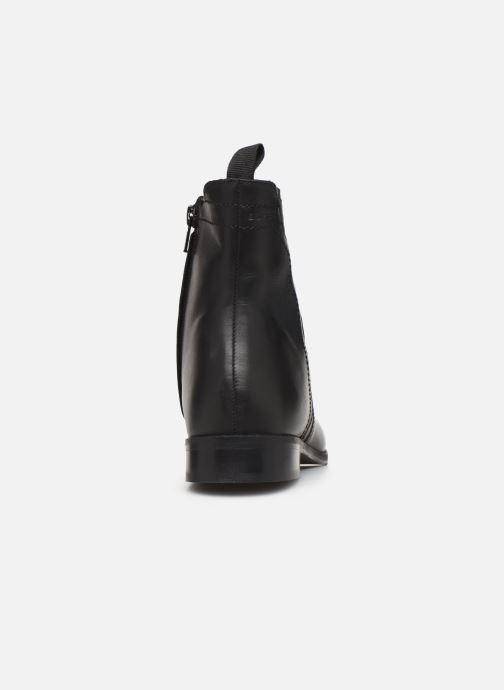 Bottines et boots Esprit 089EK1W018 Noir vue droite