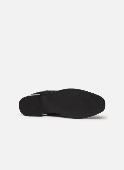 Bottines et boots Esprit 089EK1W018 Noir vue haut