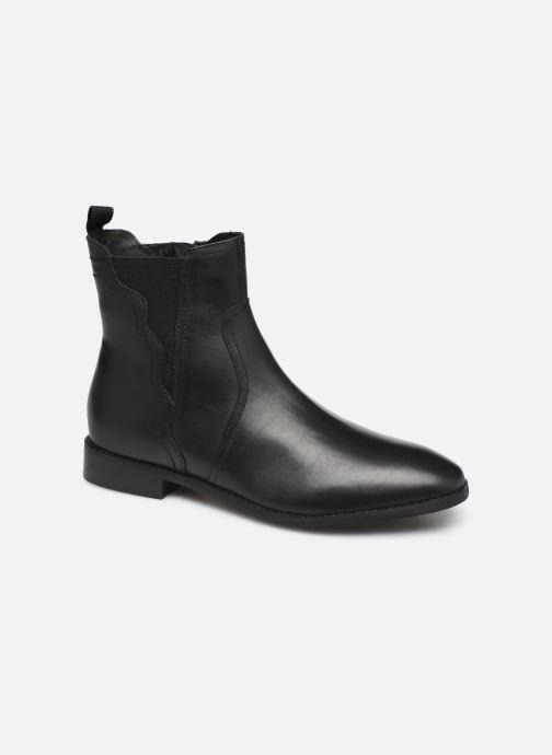 Bottines et boots Esprit 089EK1W018 Noir vue détail/paire