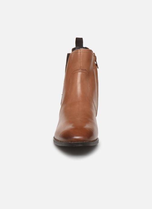 Bottines et boots Esprit 089EK1W018 Marron vue portées chaussures