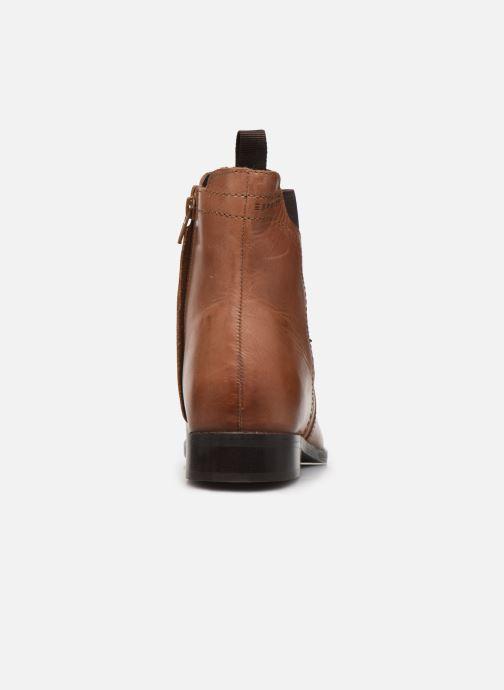 Boots en enkellaarsjes Esprit 089EK1W018 Bruin rechts