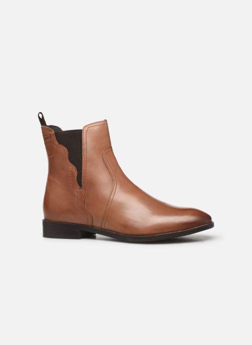 Bottines et boots Esprit 089EK1W018 Marron vue derrière