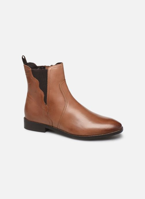 Bottines et boots Esprit 089EK1W018 Marron vue détail/paire