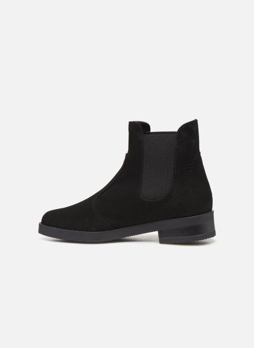 Ankle boots Esprit 089EK1W009 Black front view