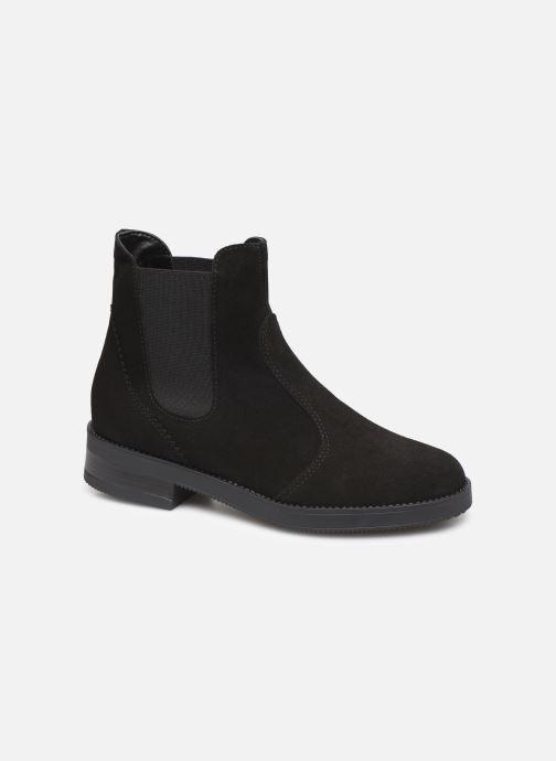 Ankle boots Esprit 089EK1W009 Black detailed view/ Pair view