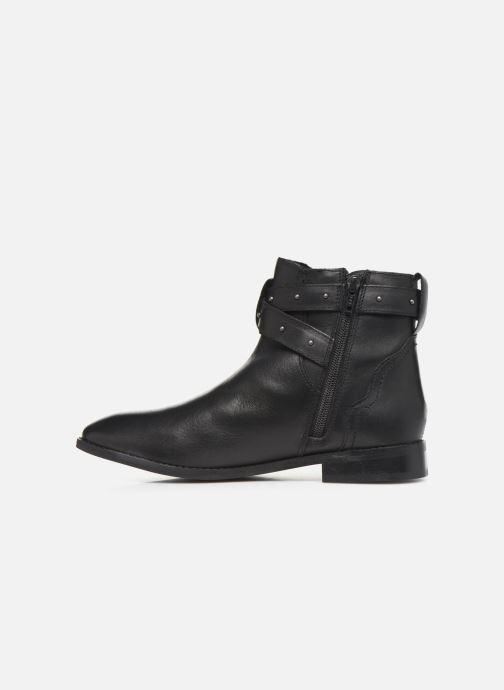 Bottines et boots Esprit 089EK1W019 BESS STRAP BOOT Noir vue face