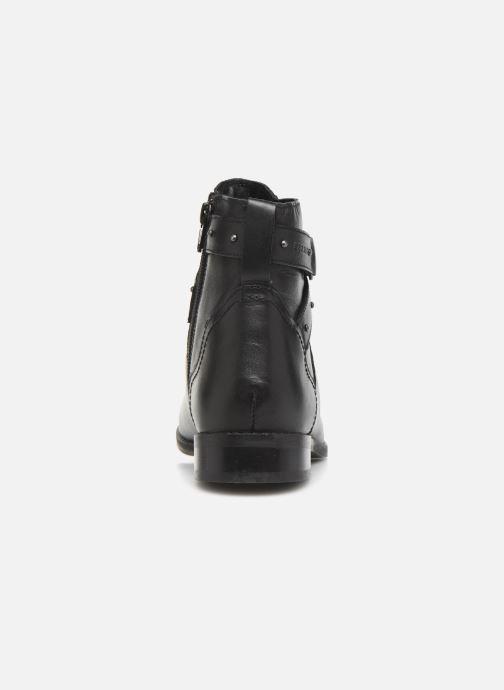 Bottines et boots Esprit 089EK1W019 BESS STRAP BOOT Noir vue droite