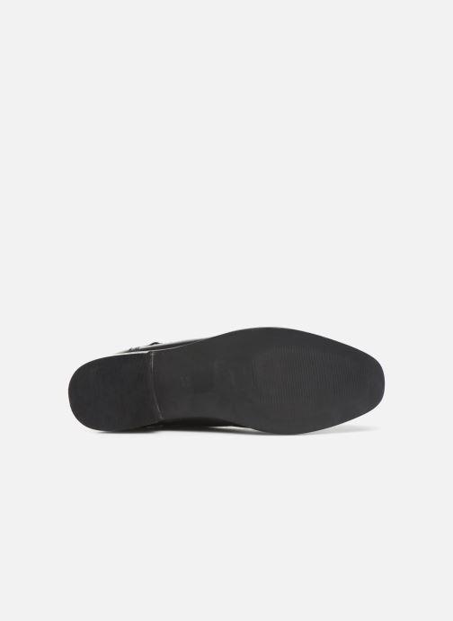 Bottines et boots Esprit 089EK1W019 BESS STRAP BOOT Noir vue haut