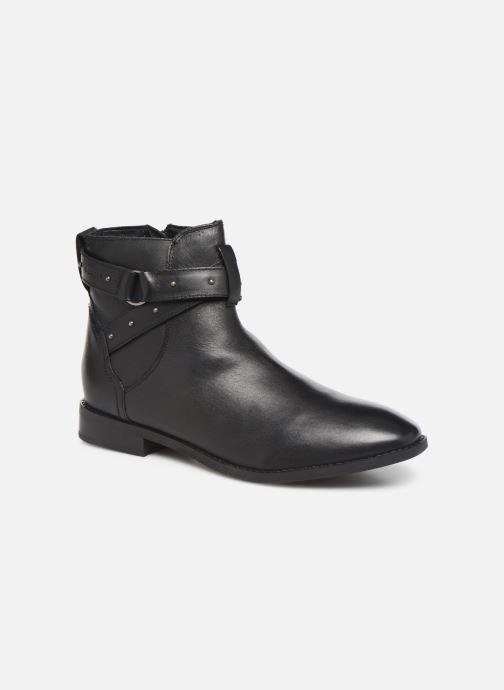Stiefeletten & Boots Esprit 089EK1W019 BESS STRAP BOOT schwarz detaillierte ansicht/modell